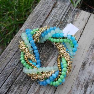 Charter club stretch beads bracelet